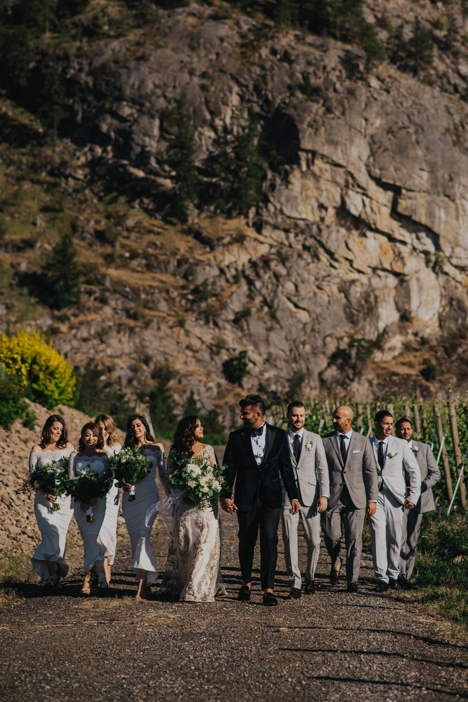Penticton Wedding Ceremony