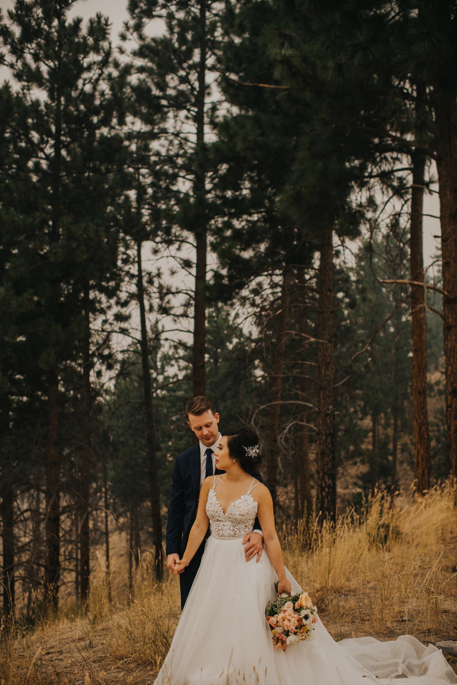 Adventurous Okanagan Wedding Photographer