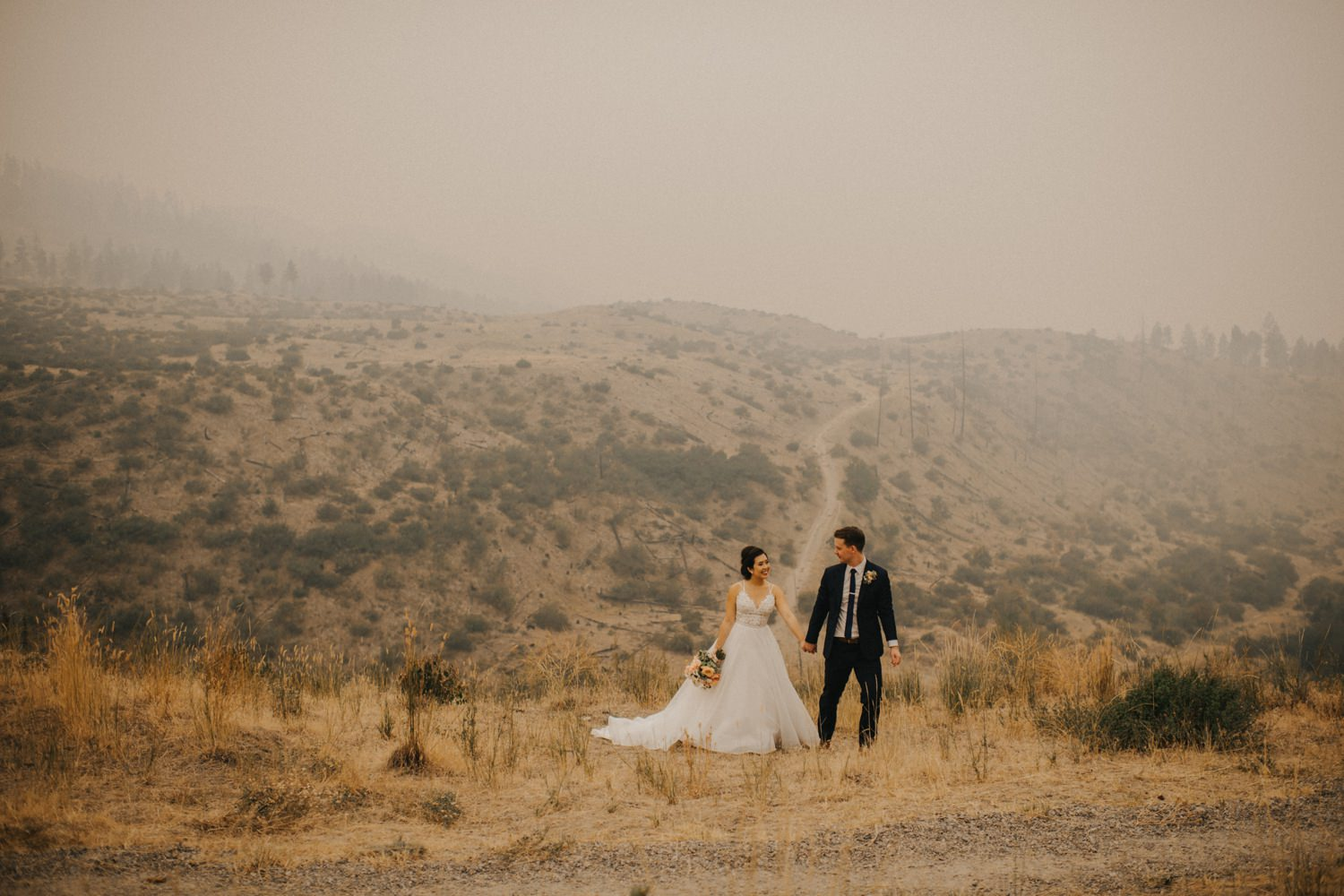 Adventurous Okanagan Wedding Photography