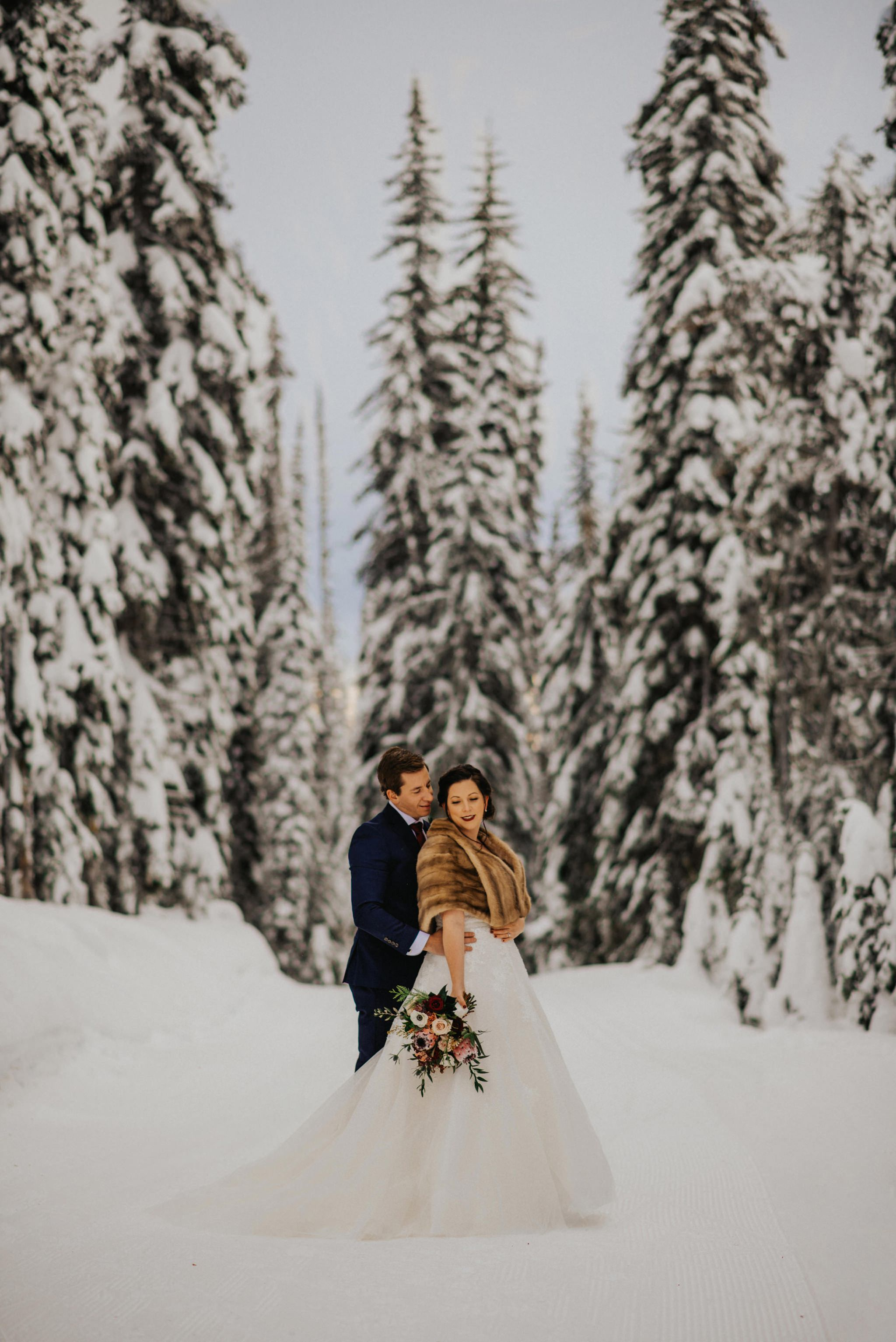 Silver Star Mountain Wedding