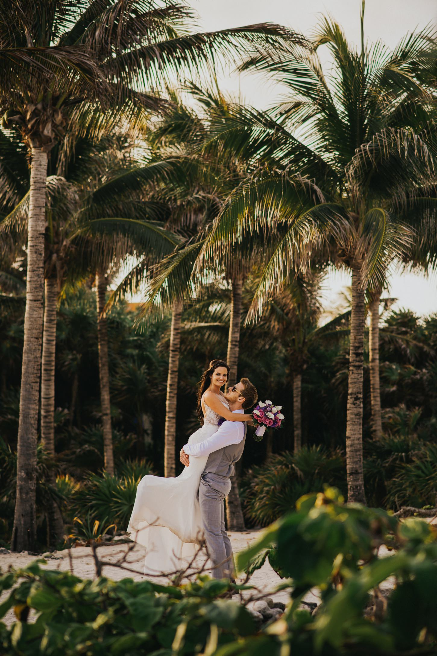 Tulum Destination wedding photographer