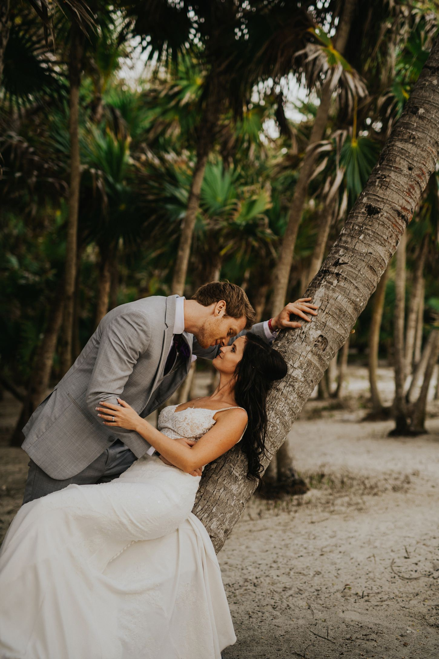 bahia principe tulum wedding