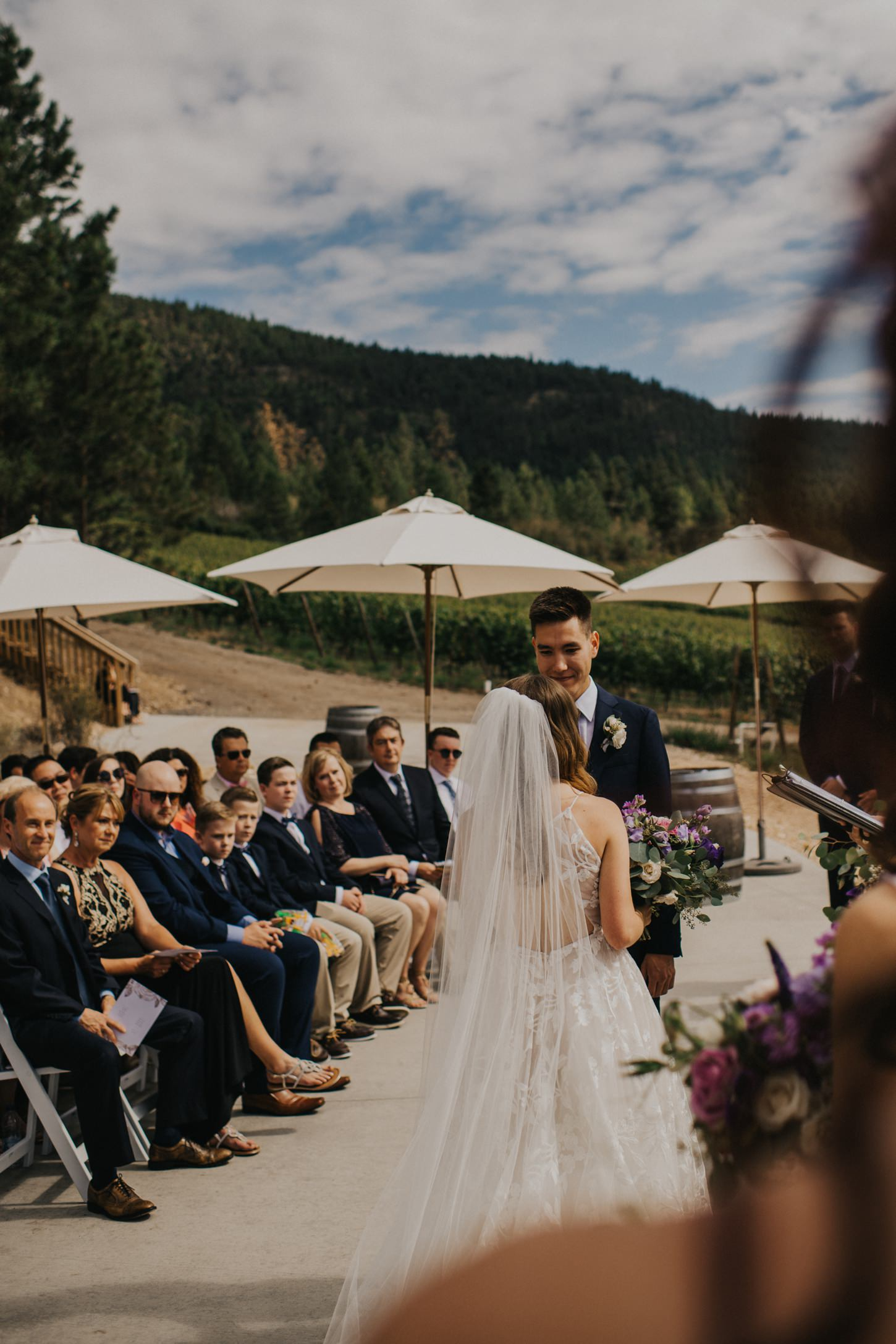 Okanagan Winery Wedding