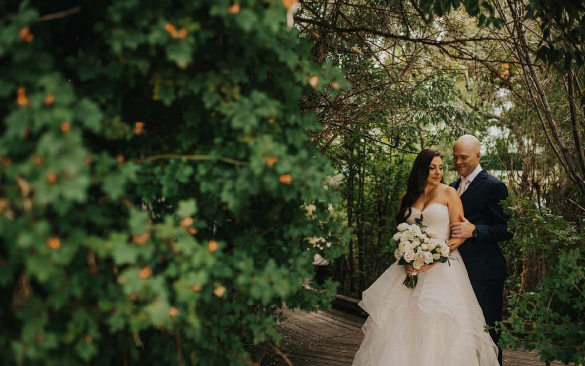 Summerland Resort Wedding