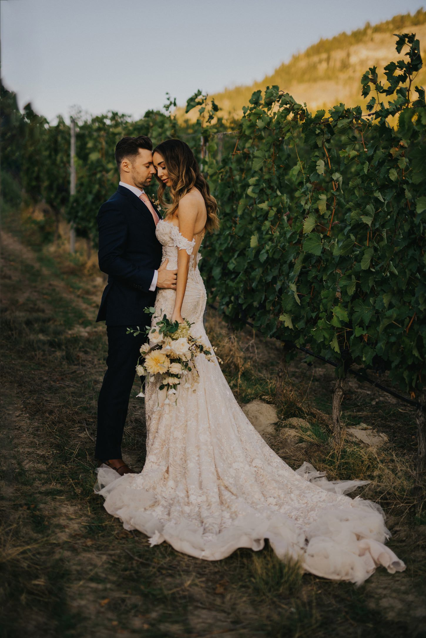 Penticton Winery Wedding