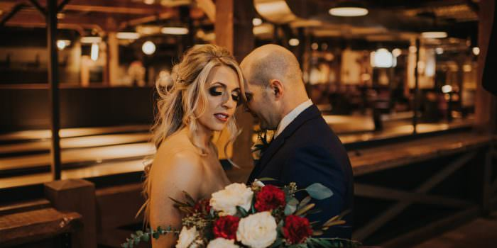 The Laurel Packinghouse Wedding - Ryan & Stacy
